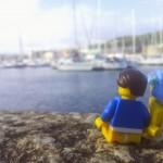 Swansea, a Lego Love Story :) 1